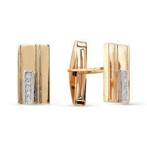 Запонки с бриллиантами (арт. Т13119047)